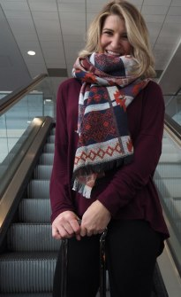 scarf-escalator